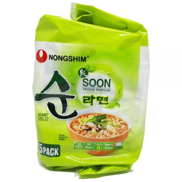 mì Chay Soon Veggie Ramyun