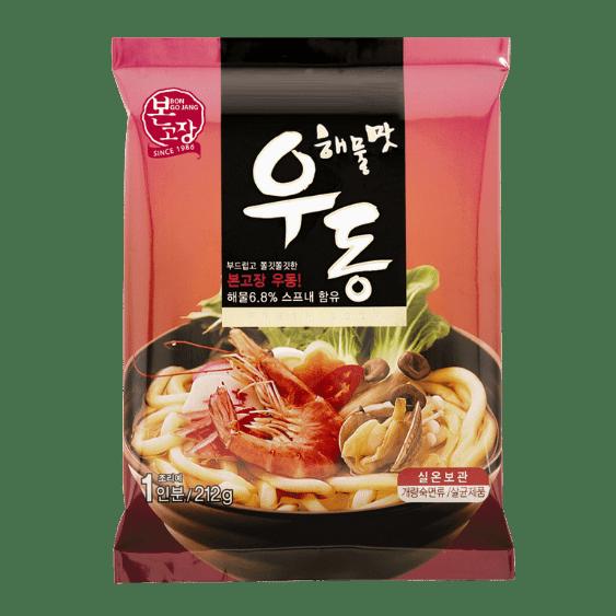 mì Udon - Hải sản