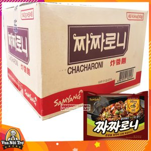Mì tương đen Samyang Chacharoni