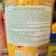 mì ly khô gà cay Samyang vị phô mai