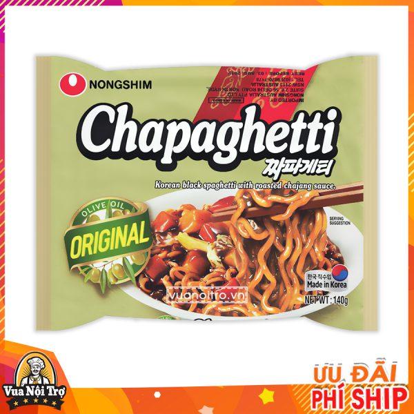 mì tương đen hàn quốc - chapaghetti nongshim