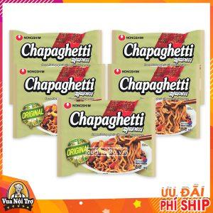 mì tương đen chapaghetti nhập khẩu hàn quốc