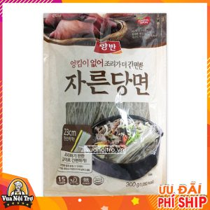 miến sợi khoai lang nhập khẩu từ hàn quốc