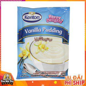 bột làm bánh pudding kenton