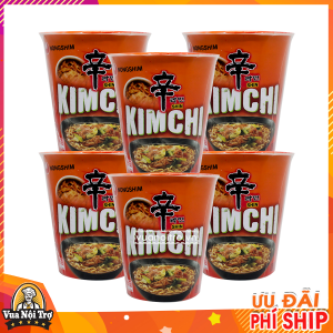 Mì kim chi nongshim - mì cay shin kimchi