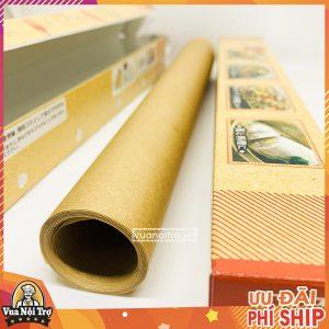giấy nến - giấy sáp- giấy nướng bánh ellemoi