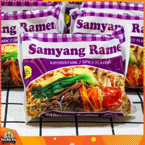 mì cay Samyang - phiên bản mì phương đông - 85 gram